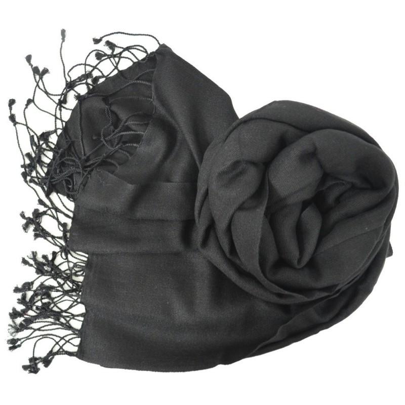 Etole en soie et cachemire