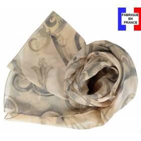 Echarpe en soie Chagall - La Danse