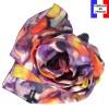 Echarpe en soie Cézanne