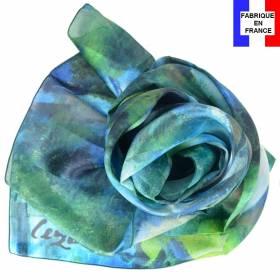 Echarpe en soie Cézanne - Le grand Pin
