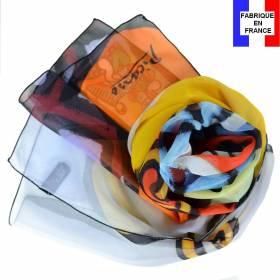Echarpe en soie Picasso - Grande nature morte au guéridon