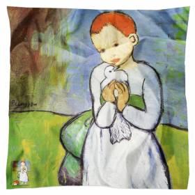 Carré de soie  Picasso – L'enfant à la colombe