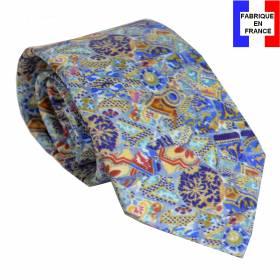Cravate en soie Gaudi - Orient