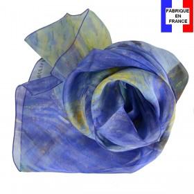 Echarpe en soie Van Gogh - Nuit Etoilée