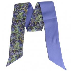 Bandeau twill Van Gogh - Les Iris made in France
